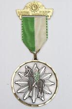 Médaille de marche_028_1977, Police de Wiesbaden, 5 int. Polizeimarsch Wiesbaden