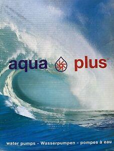 AQUA PLUS WASSERPUMPE MERCEDES 190 W201 W124 COUPE C124 KOMBI S124 1.8-2.5