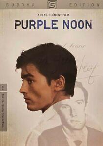 Purple Noon / Plein Soleil (1960) -  Alain Delon & Maurice Ronet (Region All)