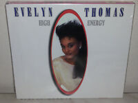 CD EVELYN THOMAS - HIGH ENERGY - NUOVO NEW