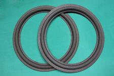 "2 pcs 10 inch Speaker foam Surround repair for BMB 10"" Woofers:183/195/225/245mm"