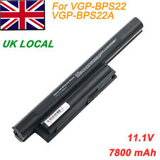 9 Cell Battery For SONY VAIO VGP-BPS22 BPS22A PCG-71311M PCG-71313M PCG-61611M