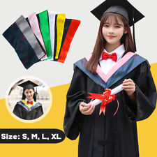 College Bachelor Academic Dress Doctor Graduation Clothing Robe Costume With Hat
