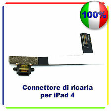 CONNETTORE RICARICA CARICA micro usb FLEX per  iPad 4