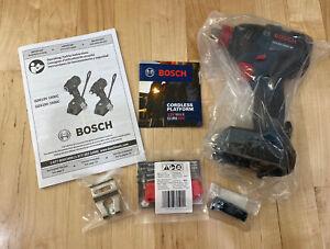 """NEW Bosch GDX18V-1800C 18V EC Brushless Freak 1/4"""" & 1/2"""" 2-in-1 Impact Driver"""