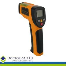 Doctor-San Infrarot-Thermometer Pyrometer Modell DS-2062 Temperatur-Messgerät