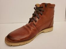 Caterpillar CAT Brown Lace Up Boots Mens Size 11