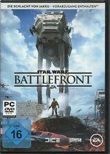 Star Wars: Battlefront (PC, 2015, 4 DVD-Box)