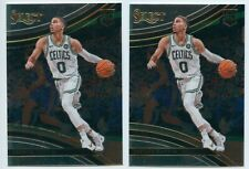 2017-18 Panini Select Courtside Jayson Tatum Celtics RC Rookie Lots*2 (see pics)