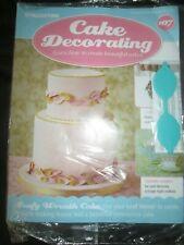 Deagostini Cake Decorating Magazine ISSUE 107 - WITH LEAF VEINER EMBOSSER