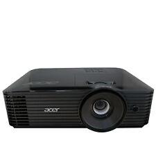 Acer X168H DLP-Projektor Beamer tragbar - 3D - 3500 ANSI-Lumen - WUXGA - schwarz