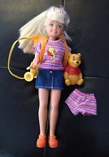 Mattel Barbie Flashlight Fun Stacie & Pooh EC
