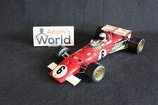 Exoto Ferrari 312B 1971 1:18 #6 Mario Andretti (USA) South African GP (PJBB)