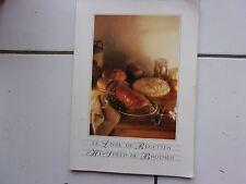 Le livre de recettes HI - SPEED de BROTHER 1986 ( Brother Industries Ltd)