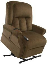 """Mega Motion MM-7001 500 lb Capacity Lift Recliner Chair. Seat Width 26"""". Big Man"""