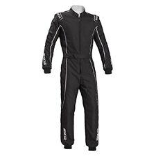 Trajes y monos de karting y racing negros talla XL