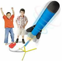 Rocket launcher, Jump rocket Who launches higher? Great for park garden
