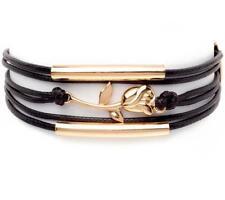 "Ashley Bridget Forbidden RoseGold Bracelet Belle of the Ball Collection 6-8"""