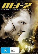 MISSION IMPOSSIBLE 2 DVD R4 Tom Cruise M:I-2