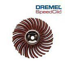 DREMEL Detail Abrasive Brush grit 220 SC473 S473