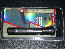 NEW Coleman Widebeam Cree XLamp XR-C LED Anodized Aluminum Flashlight 2000000731