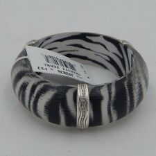 New Brighton TRINITY ZEBRA Bangle Bracelet JB2838 NWT  List $78