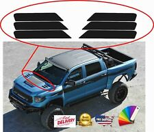 2010-2017 DODGE RAM 1500 2500 3500 HOOD VENT DECALS INSERTS STICKERS Fast Ships