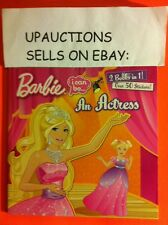 I Can Be an Actress/I Can Be a Computer Engineer (Barbie) by Susan Marenco