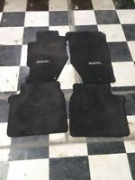 1999 2000 2001 2002 2003 Acura TL Floor Mat Set Black OEM