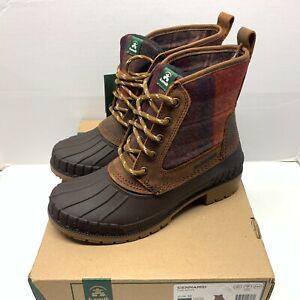 Kamik Women's Sienna Mid Waterproof Winter Boot Dark Brown NEW NIB 5 6 7