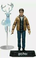 Wizarding World: Harry Potter Action Figure & Stag Patronus McFarlane Toys - NIB