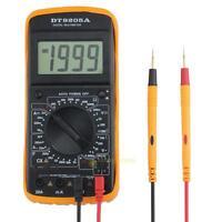 Digital AC/DC LCD Display Professional Electric Handheld Tester Multimeter Probe