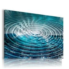 WAVE CIRCLE ABSTRACT MODERN DESIGN CANVAS WALL ART PICTURE LARGE SIZES AB812 X