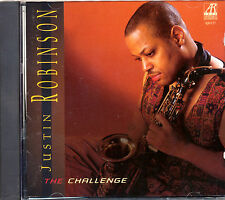 JUSTIN ROBINSON The Challenge   CD