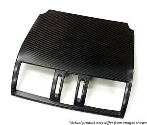 Revel GT Dry Carbon Front A/C Cover for 2015 Subaru WRX / STI *1 PC