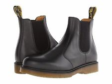 Dr. Martens * 2976 Chelsea Boot Black Smooth Men's 12 Doc