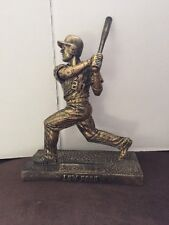 Lew Ford LI Ducks 2015 SGA Statue 2014 Atlantic League Player Of The Year