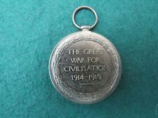 WW 1 1914 - 1919 VICTORY MEDAL TO 2500 DVR. P. BROPHY. R.A.