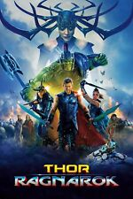 Poster a3 marvel thor ragnarok 3 thor loki hela valkyrie hulk 02