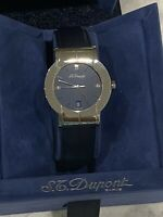 New Vintage S.T.dupont Watch Authentic 100%