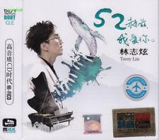 Terry Lin  林志炫  52赫兹我爱你 + Greatest Hit 3 CD 47 Songs HD Mastering