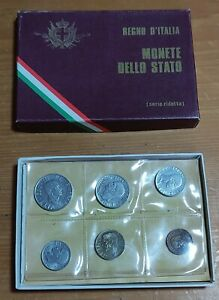 Regno D'Italia Monete Dello Stato (Serie Ridotta), anno 1995