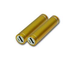 2 2600MAH BATTERY POWER CHARGER MICRO USB YELLOW NOKIA LUMIA 920 1020 HTC ONE X