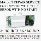 Important Read Before Whirlpool Maytag Kenmore F01 Dryer Board Repair Service photo