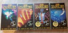 The x files Vhs  X4