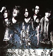 (Kalender-)Poster:the GazettE Ruki, Uruha, Aoi, Reita, Kai JRock/Visual Kei