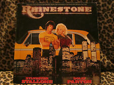 Est/BANDE ORIGINALE-rhinestone (stallone/parton) - LP OIS