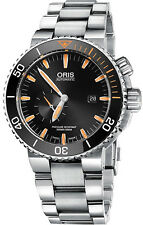 74377097184MB | NEW ORIS CARLOS COSTE LIMITED EDITION IV AUTOMATIC MEN'S WATCH