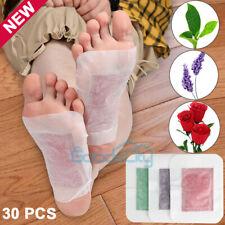 Premium Ginger Detox Foot Pads Patch Organic Herbal Cleansing Detox Pads 30 PCS