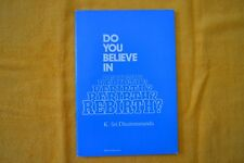 Do You Believe In Rebirth - K. Sri Dhammananda  - A